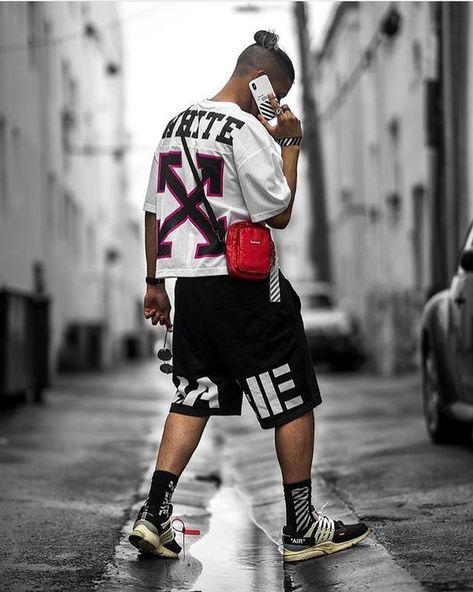 For sale Cheap Nike Off-White    Air Presto / OW sneakers #sneakers #fashion #shoes #sport #men #woman #style  #OffWhite #AirPrestoBlack-White