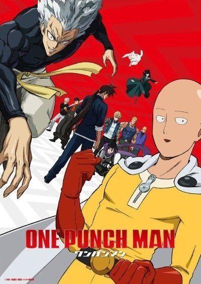 Nonton Anime One Punch Man 2nd Season Subtitle Indonesia Animeindo Studios Manga Monster