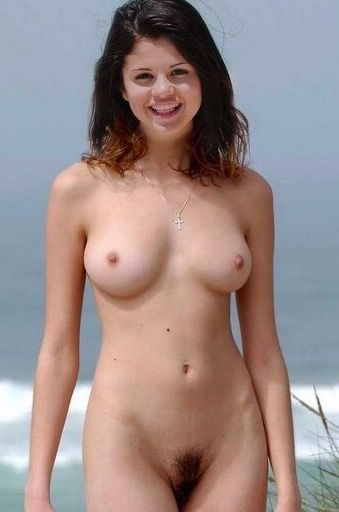 Skinny country chick naked