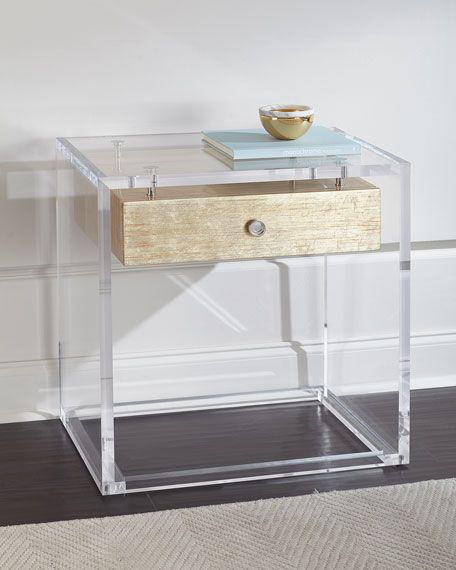 Eunice Acrylic Side Table Acrylic Side Table Acrylic Bookcase Acrylic Chair