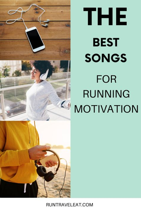 Running motivation can come from many different places, but the best and simplest way to keep your motivation high is through an amazing workout playlist. #runningtips #runningmotivation #runningforbeginners #runner #runningtipsforbeginners