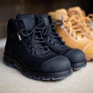 7c536f300ba New in stock: the Redback Cobar Safety boot. A uniquely ...