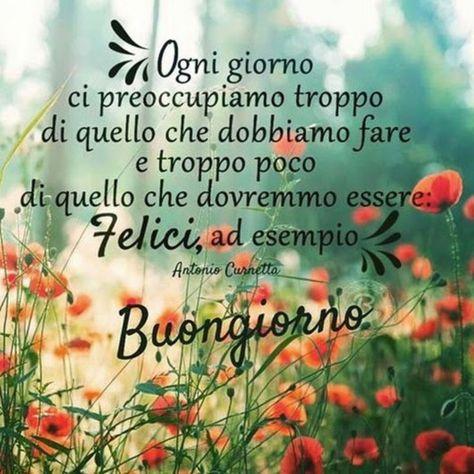 Bellissime frasi del buongiorno (2) - BuongiornoATe.it