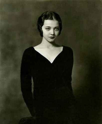 "Sylvia Sidney, 1930s  (loved her in ""Beetlejuice"")"