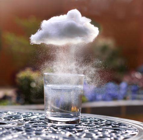 Magical Miniature Clouds by Sarah Ann Wright - My Modern Metropolis