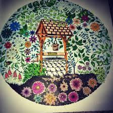 Image Result For El Jardin Secreto Libro Para Colorear Kids Rugs