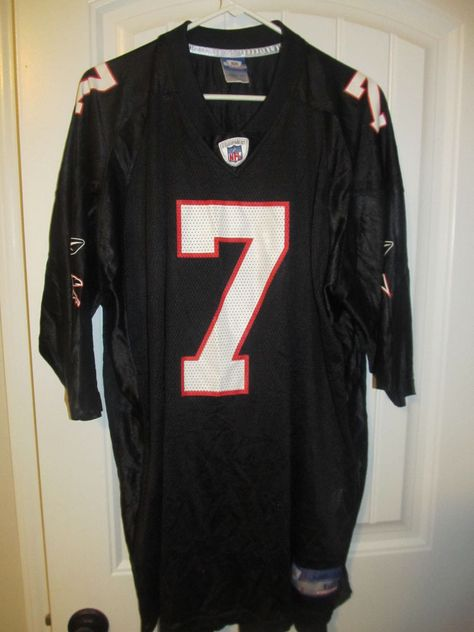 Michael Vick - Atlanta Falcons Black Rookie jersey - Reebok Adult 2XL   Reebok  AtlantaFalcons 36996f4ed