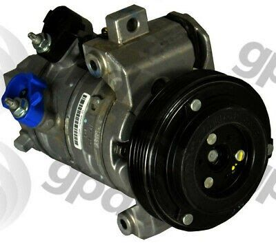 Air Heater A C Compressor New Global 7513104 Fits 15 17 Ford Mustang 3 7l V6 Cars Trucks Heater Ford Mustang