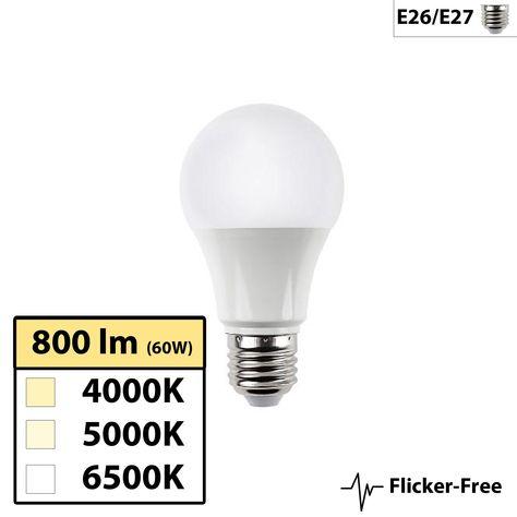 Centric Daylight Full Spectrum Flicker Free A19 10w Led Bulb Bulb Led Tv Backlight