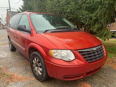 Ad Ebay Link 2005 Chrysler Town Country Touring 2005 Chrysler