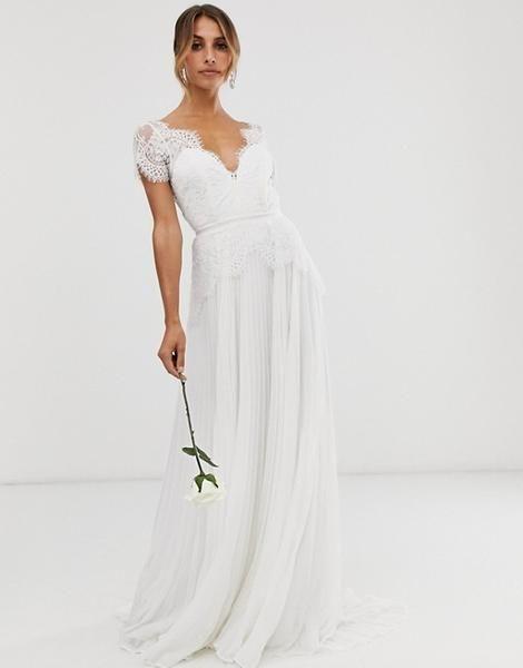50+ Budget friendly wedding dresses inspirations