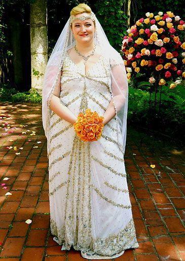 Dress Maker Nia Show FourWeddings Weddings