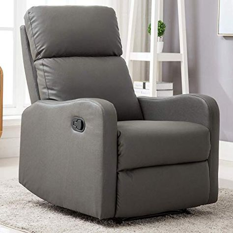 The Anj Chair Contemporary Leather Recliner Chair Modern Living