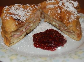 Bennigan S Monte Cristo Sandwich Recipe Monte Cristo Sandwich Monte Cristo Sandwich Recipe Sandwiches