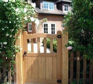 Image Result For Wooden Gates Lowes Garden Gate Design Garden