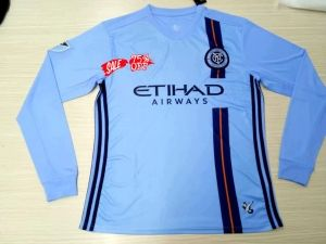 New York City 19 20 Wholesale Home Ls Cheap Soccer Jersey Sale Cheap Jersey New York City 19 20 Wholesale Home Ls Soccer Shirts Soccer Jersey Wholesale Shirts