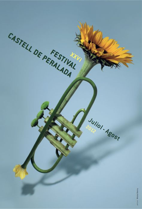 poster / Edition 2012 - Michal Batory / music