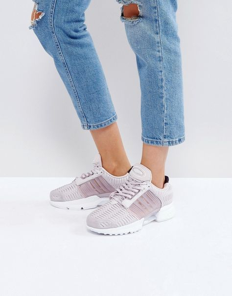 tenis adidas climacool rosa