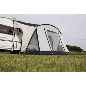 Sunncamp Swift 325 Deluxe Caravan Porch Awning Dark Grey Sf1907 2020 Porch Awning Caravan Awnings Front Door Canopy