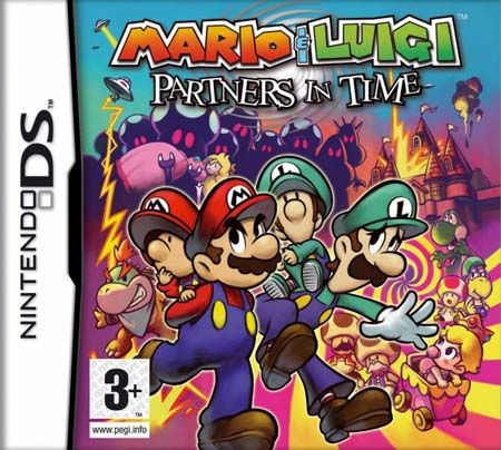 Mario Luigi Partners In Time Nds Rom Eur Https Www Ziperto Com Mario Luigi Partners In Time Mario And Luigi Ds Games Nintendo Ds Mario