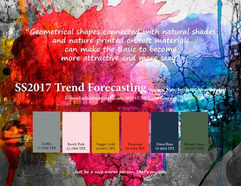 Trend Forecast SS 17