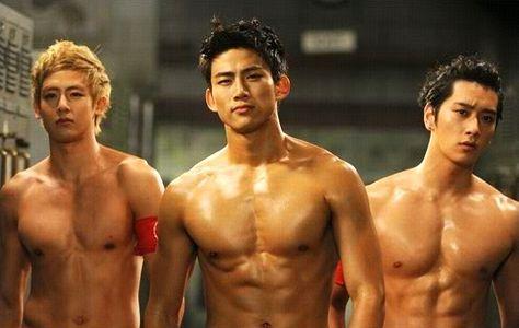Корейцы сексуальные