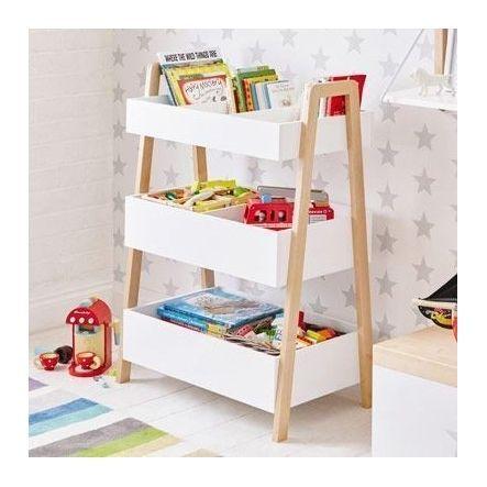 Toy Organization Shelves Jamya Montessori Kitaplik Lake Raf In 2020 Kinder Zimmer Kinderschrank Kinderschlafzimmer