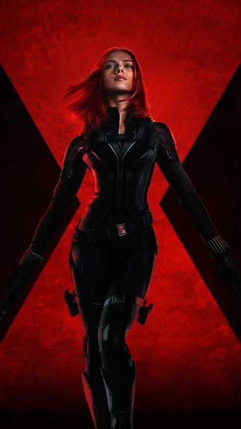Scarlett Johansson em Viúva Negra, o filme wallpaper