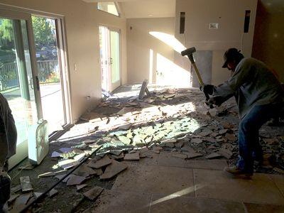 Complete Kitchen Demolition In Los Angeles And San Fernando Valley    Http://masterdemolitioninc