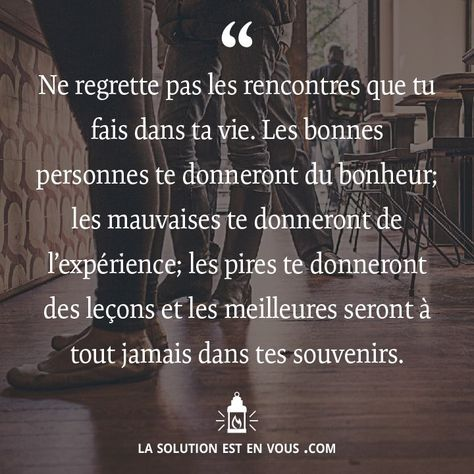 Motivation Quotes : Plus d'inspiration ici: lasolutionestenvo. - About Quotes : Thoughts for the Day & Inspirational Words of Wisdom