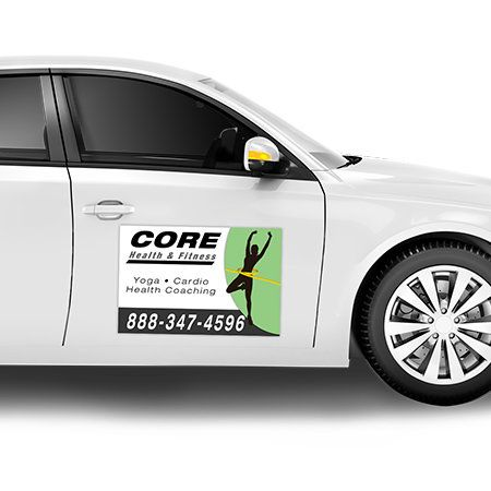 Advertise Your Business With Custom Car Magnets Create Your Own