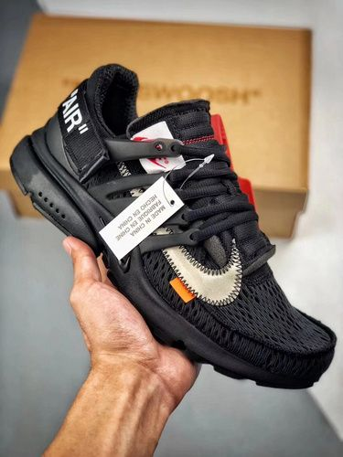 Parcialmente colorante igualdad  OFF-WHITE x Nike Air Presto 2.0 AA3830-002 | Yupoo | Sneakers men fashion, Nike  air presto black, Sneakers