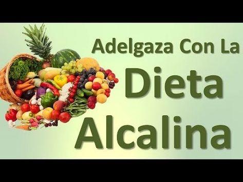 Dieta alcalina para cancer pdf