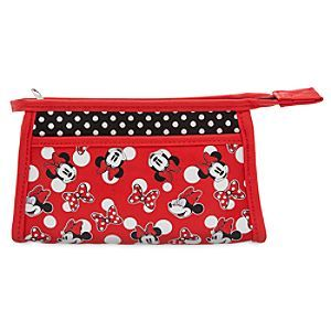 e7fe35a505c0 Minnie Mouse Makeup Bag