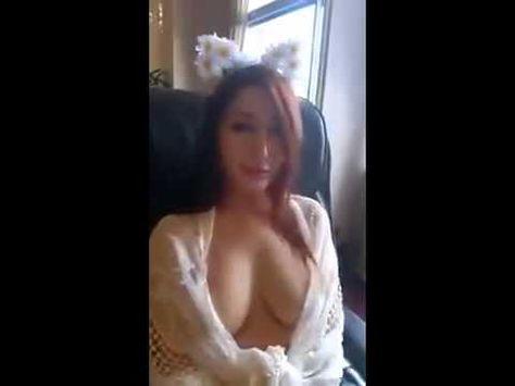 Sexy boobs bloat
