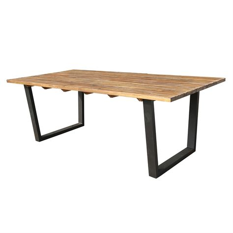 Remarkable Mimosa Timber Honolulu Dining Table Gmtry Best Dining Table And Chair Ideas Images Gmtryco