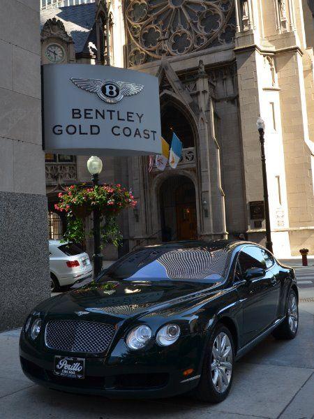 Used 2005 Bentley Continental Gt Chicago Il Bentley Bentley Car 2005 Bentley Continental Gt