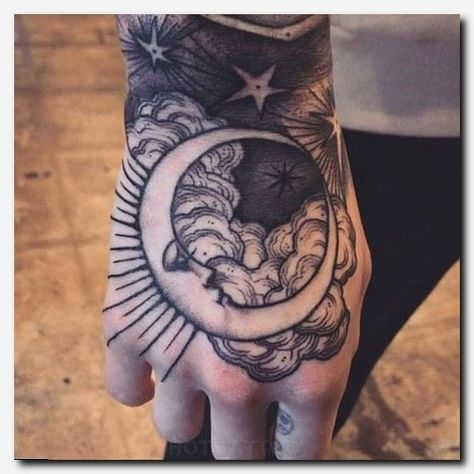 Check out our website for more Tattoo Ideas 👉 positivefox.com #handtattoos