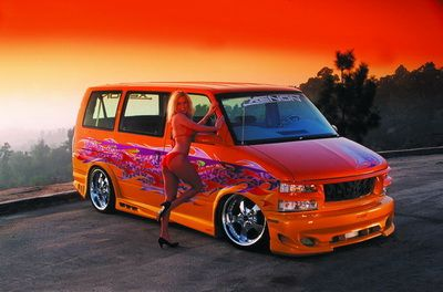 Chevrolet Astro Body Kits