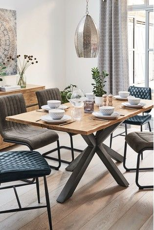 Prime Amsterdam Dining Table Art In 2019 Solid Oak Dining Cjindustries Chair Design For Home Cjindustriesco