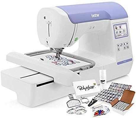 Amazon Com Brother Pe800 Embroidery Machine Grand Slam Package