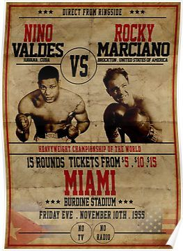 Tyson Vs Spinks fight poster White T-Shirt Size S-XXXL heavyweight boxing floyd