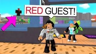 Red Guest Has Admin Commands In My Game Roblox Video Roblox
