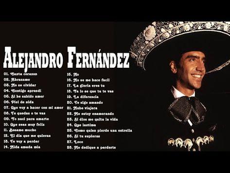 120 Ideas De 0 Alejandro Fernández Alejandro Fernandez Alejandro Vicente Fernandez