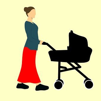 Baby Mother Carriage Push Chair Baby Trend Stroller Cool Baby Clothes Cool Baby Stuff
