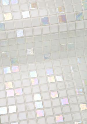 Emaux De Verre Ezarri Diamond Blanc Nacre Blanc Mat Salle De Bain Salle D Eau Carrelage Piscine