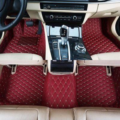 Diamond Floor Mats Maroon Car Interior Upholstery Car Floor Mats Car Interior Decor