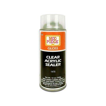 Mod Podge Gloss Clear Acrylic