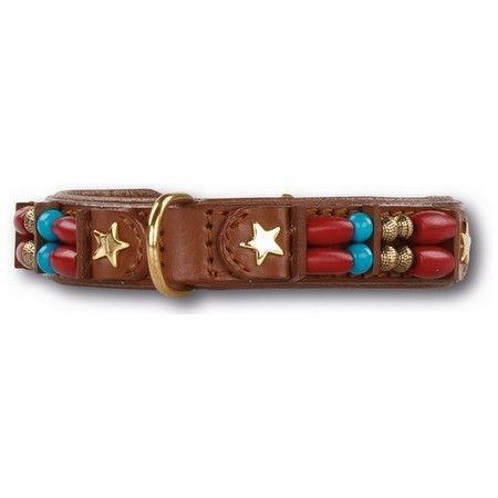 collier pour chien indien