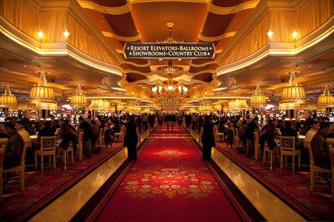 The Pit, Wynn Casino, Las Vegas